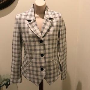 Cabi rayon blend 3 button jacket size 2